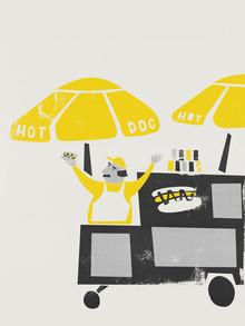 Fox And Velvet, The New York Hot Dog Vendor (United Kingdom, Europe)
