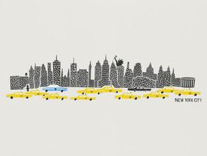 Fox And Velvet, NYC Skyline (United Kingdom, Europe)