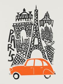 Fox And Velvet, Paris Cityscape (Frankreich, Europa)