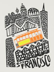 Fox And Velvet, San Francisco Cityscape (United Kingdom, Europe)