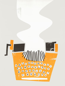 Fox And Velvet, Vintage Typewriter (United Kingdom, Europe)
