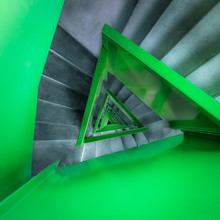 Gregor Ingenhoven, Treppe (Germany, Europe)