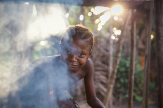 Miro May, Smoke and the Sun (Sierra Leone, Africa)