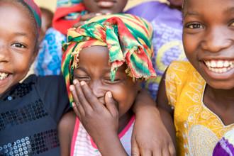 Miro May, Happiness (Sierra Leone, Africa)