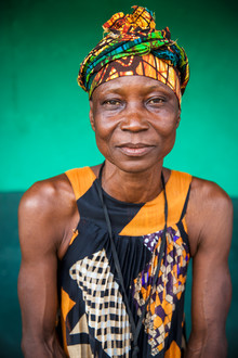 Miro May, The Lady (Sierra Leone, Afrika)