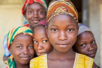 Miro May, Ladies (Sierra Leone, Africa)
