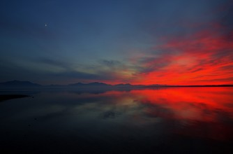 Chiemsee - Fineart photography by Björn Groß