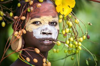 Miro May, Ornament (Äthiopien, Afrika)