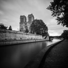 NOTRE DAME - PARIS - fotokunst von Christian Janik