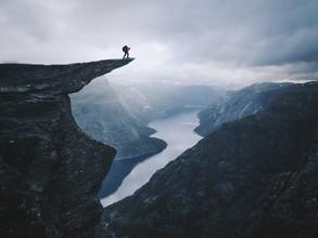 Dominic Lars, On the edge (Norway, Europe)