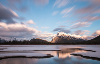Christoph Schaarschmidt, mount rundle (Canada, North America)