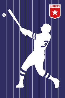 Bo Lundberg, Baseball (Schweden, Europa)