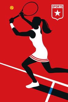 Bo Lundberg, Tennis (Schweden, Europa)