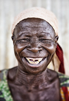 Victoria Knobloch, Don't worry, be happy! (Uganda, Afrika)