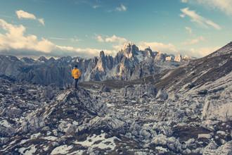Franz Sussbauer, [:] FIELD OF ROCKS [:] (Italy, Europe)