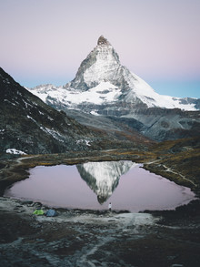 Leo Thomas, Pre-sunrise at the Matterhorn (Switzerland, Europe)