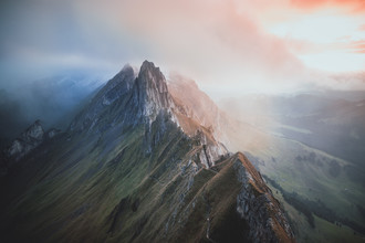 Worlds Colliding - fotokunst von Maximilian Fischer
