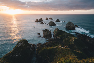 Roman Königshofer, Nugget Point Sonnenaufgang (Neuseeland, Australien und Ozeanien)