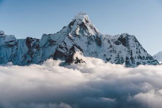 Roman Königshofer, Ama Dablam im Himalaya in Nepal (Nepal, Asien)