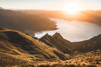 Roman Königshofer, Sonnenaufgang in der Nähe von Wanaka, Neuseeland (Neuseeland, Australien und Ozeanien)