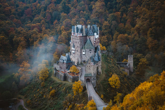 Asyraf Syamsul, A Dreamy Fairy Tale Eltz Castle (Germany, Europe)