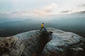 Asyraf Syamsul, Big Step on The Rock (Germany, Europe)