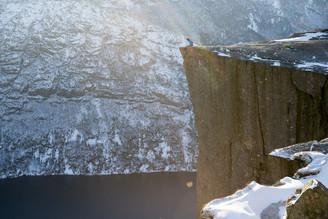 Lars Jacobsen, Einfach mal die Seele baumeln lassen (Norwegen, Europa)