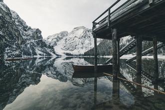 Silvio Bergamo, Braies Lake (Italien, Europa)
