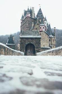 Patrick Monatsberger, Burg Eltz im Schnee (Deutschland, Europa)
