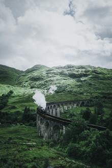 Dorian Baumann, Hogwartsexpress (Großbritannien, Europa)