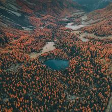 Dorian Baumann, Surrounded (Switzerland, Europe)