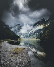 Sturm - fotokunst von Dorian Baumann
