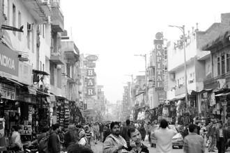 Jagdev Singh, Delhi Bazaar (Indien, Asien)