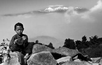Shalav Rana, Himalayan Child (Afghanistan, Asia)