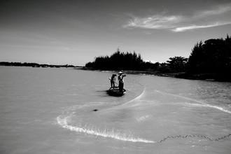 Chris Heinz, Fishermen  (Vietnam, Asia)