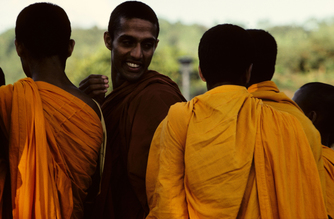 Michael Schöppner, Monks in Candy, Sri Lanka (Sri Lanka, Asien)