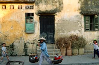 Silva Wischeropp, Strassenküche - Strassenverkäufer - HOI AN - Vietnam (Vietnam, Asia)