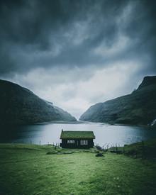 Dorian Baumann, Meerblick (Färöer Inseln, Europa)