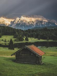 Gergo Kazsimer, Hütte mit Ausblick (Deutschland, Europa)