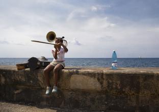 Malecón, Havanna - fotokunst von Jens Rosbach