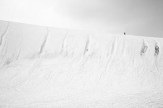Jens Rosbach, Gletscherläufer (Antarktis, Europa)