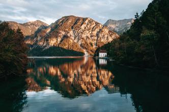 Jannik Heck, Sunset reflection (Austria, Europe)