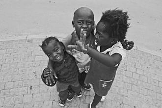 Yannik Fritzsche, Fun in Langa (South Africa, Africa)