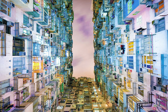 Roman Becker, LIVING SPACE #3 (Hong Kong, Asien)
