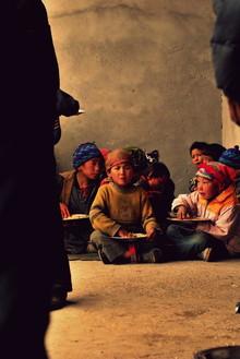 Julia Hafenscher, Enjoy your meal (Nepal, Asien)