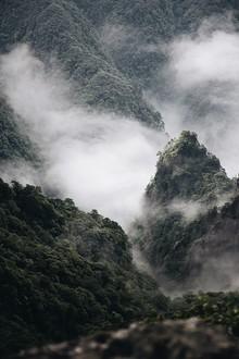 Christian Hartmann, Chinesische Berge (China, Asien)