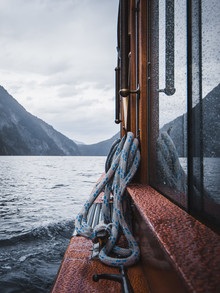 Frithjof Hamacher, Bootsfahrt (Deutschland, Europa)