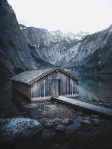 Frithjof Hamacher, Bootshaus am Obersee (Deutschland, Europa)