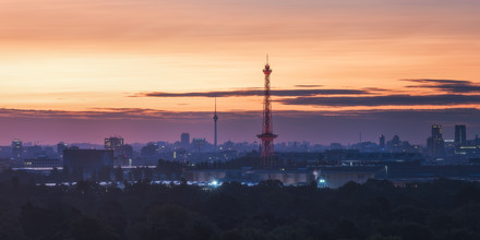 Jean Claude Castor, Berlin Panorama (Germany, Europe)