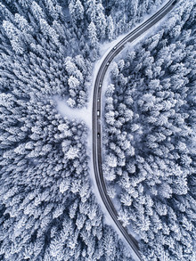 Konrad Paruch, Road trip in the Winter Wonderland (Polen, Europa)